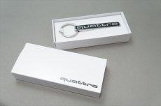 画像3: Audi 純正 キーリング (クワトロ -quattro- ) (3)