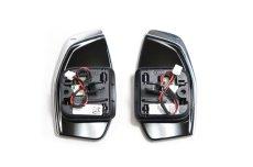 画像1: Audi 純正 RSモデル用 ステアリング パドルシフト スイッチ (2) (1)