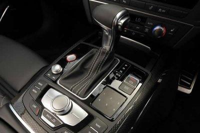 画像1: Audi 純正 S6/S7 Sportback(4G/C7) シフトノブ (フェイスリフト前)