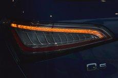 画像5: Audi 純正 Q5(8R) LED クリア テールランプセット (5)