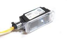 画像3: アウディ 純正 Audi Sport LED ドアエントリーライト(カーテシランプ)セット (3)