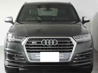 画像1: Audi 純正 S Q7(4M) エアガイドグリルセット