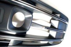 画像2: Audi 純正 S Q7(4M) エアガイドグリルセット (2)