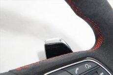 画像3: Audi 純正 RS5 (F5) / RS4 Avant (8W/B9/F4) フラットボトム ステアリングホイール (アルカンターラ) (3)