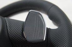 画像10: Audi 純正 New RS5 Coupe (F5) フラットボトム ステアリング (パンチングレザー) (10)