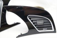 画像3: Audi 純正 RS5 (8T) メーターパネル ピアノブラック / ハイグロスブラック (3)