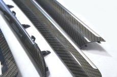 画像5: Audi 純正 Q7(4L) カーボン デコラティブパネル セット (5)