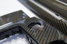 画像3: Audi 純正 Q7(4L) カーボン デコラティブパネル セット (3)