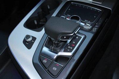 画像2: Audi 純正 A4(8W) / A5(F5) / Q7(4M) S-line シフトノブ グリップ パンチングレザー