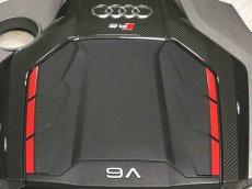 画像5: Audi 純正 RS4(8W) / RS5(F5) カーボン エンジンカバー (5)