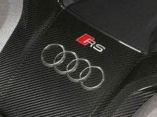 画像3: Audi 純正 RS4(8W) / RS5(F5) カーボン エンジンカバー (3)