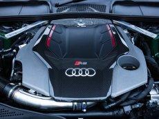 画像1: Audi 純正 RS4(8W) / RS5(F5) カーボン エンジンカバー (1)