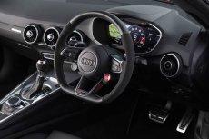 画像5: Audi 純正  TT/TTS/TTRS (8S/FV) レザー メーターカバー メーターフード (5)