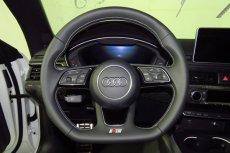 画像9: Audi 純正 S4(8W/B9/F4) / S5(F5) フラットボトムステアリング (9)