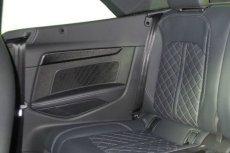 画像6: Audi 純正 A4(8W/B9) / A4 allroad quattro(8W/B9) / A5(F5) デコラティブパネル セット カーボン・ブラックハイグロス(ピアノブラック) (6)