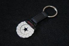 画像1: Audi 純正 キーリング (Trolley chip) (1)