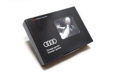 画像5: Audi 純正  Design gecko アルミ調 デザイン ゲッコー  (5)