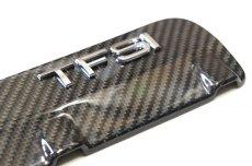 画像5: Audi 純正  RS3 / RSQ3 / TTRS カーボン メーカーズプレート (5)