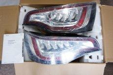 画像8: Audi 純正 Q7(4L) LED クリア テールランプセット (8)