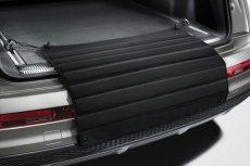 画像1: Audi アウディ 純正 リヤバンパー プロテクト マット (1)