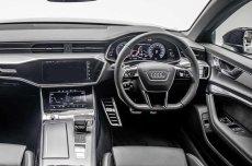 画像2: Audi 純正 A6(4A/F2/C8) / A7(4K/F2/C8) S-line S6 S7 フラットボトムステアリングホイール  (2)