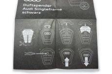 画像6: Audi 純正 アウディ シングルフレーム フレグランス ディスペンサー (6)