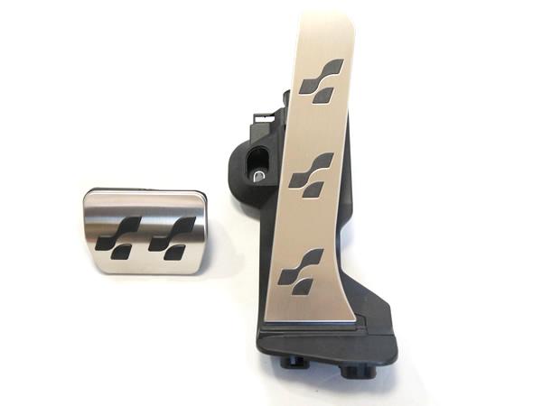 画像1: VW 純正 R-Line ペダル セット (1)