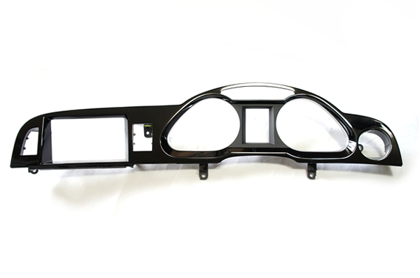 画像1: Audi 純正 RS6(4F/C6) メーターパネル(グロスブラック) (1)