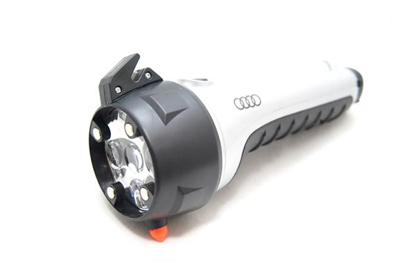 画像1: Audi 純正 非常用ツール LED エマージェンシー ライト  (1)