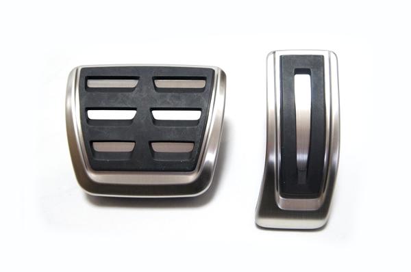画像1: Audi 純正 Q7(4M) S line SQ7 ペダル セット (1)