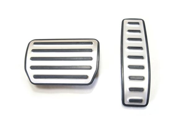 画像1: Audi 純正 Q7(4L) V12 TDI ペダル セット (1)
