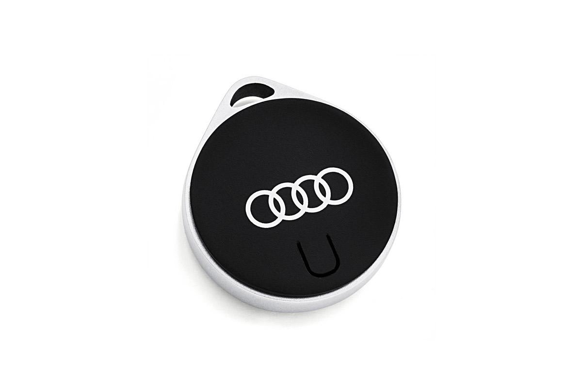 画像1: アウディ純正 キーリング Audi KeyFinder (1)