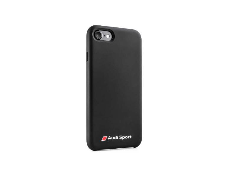 画像1: Audi アウディ 純正 Audi Sport iPhone ケース(iPhone 7/8 用) (1)
