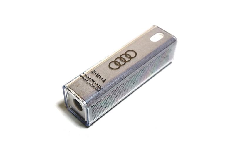 画像1: Audi 純正 2イン1 ディスプレイクリーナー (1)