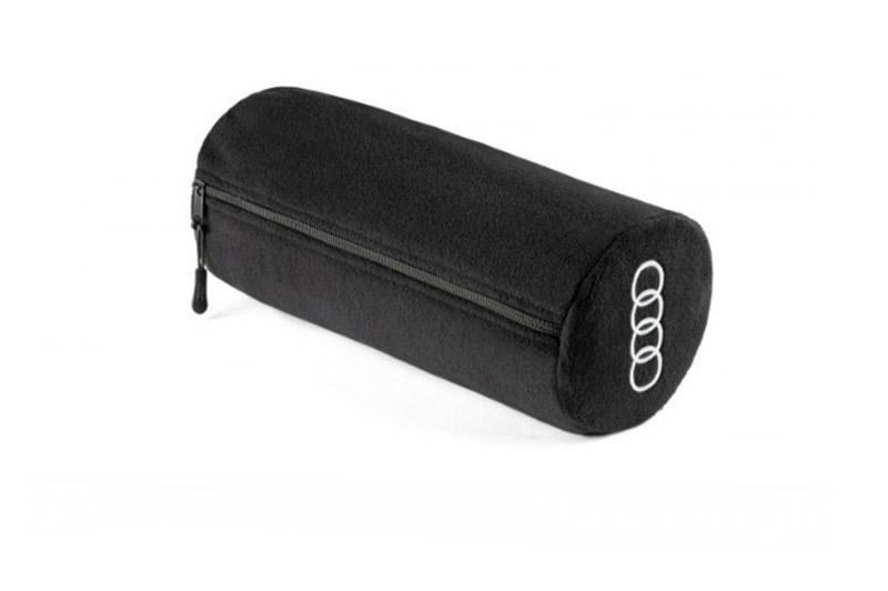 画像1: Audi 純正 フリース ブランケット (1)